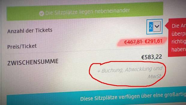 Ticketplattform Viagogo: Verbraucherschützer warnen vor Abzocke ...