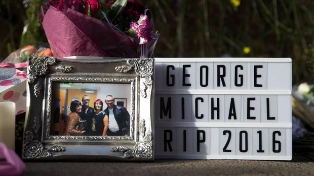 George Michael starb an Weihnachten 2016