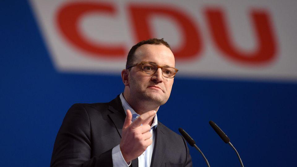CDU-Politiker Jens Spahn will strengere Regeln für den Islam in Deutschland