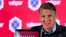 Bastian Schweinsteiger Chicago Fire PK Weltmeister