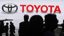 Die in den Toyotas verbauten Airbags stellen ein Sicherheitsrisiko dar