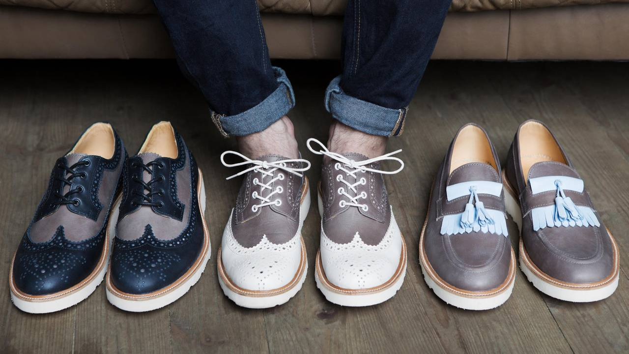 Herrenmode: Was Schuhe über einen Mann verraten |