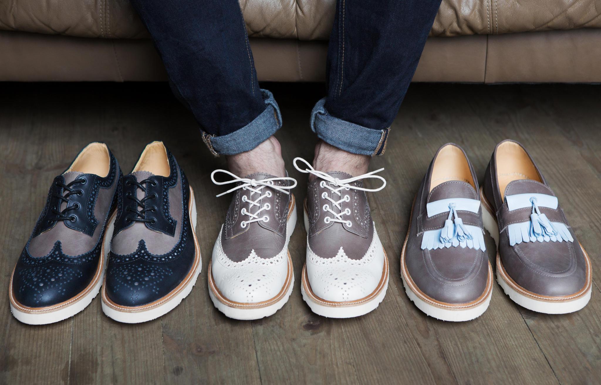 e859c8bb85f1cb Herrenmode: Was Schuhe über einen Mann verraten | STERN.de