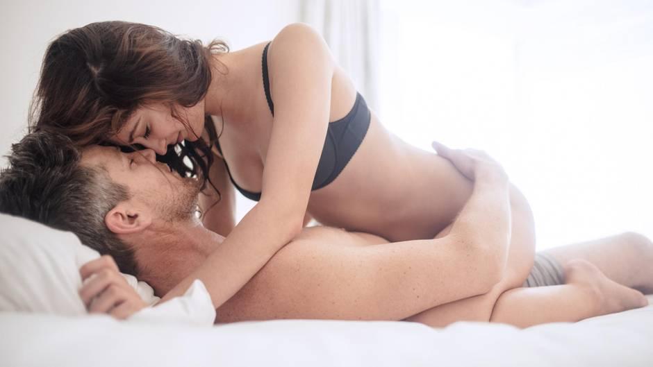 Sexpartner im Bett