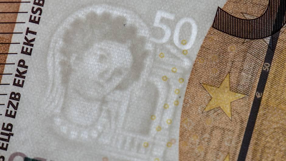 50 Euro Schein Das Sind Die Neuen Sicherheitsmerkmale Sternde