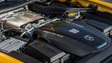 Der aufgeladene V8 unter der Haube des GT C Roadster mit vier Liter Hubraum leistet 557 PS und 680 Nm maximales Drehmoment.