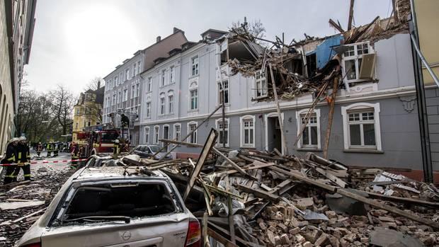Nachrichten Deutschland - Dortmund Explosion