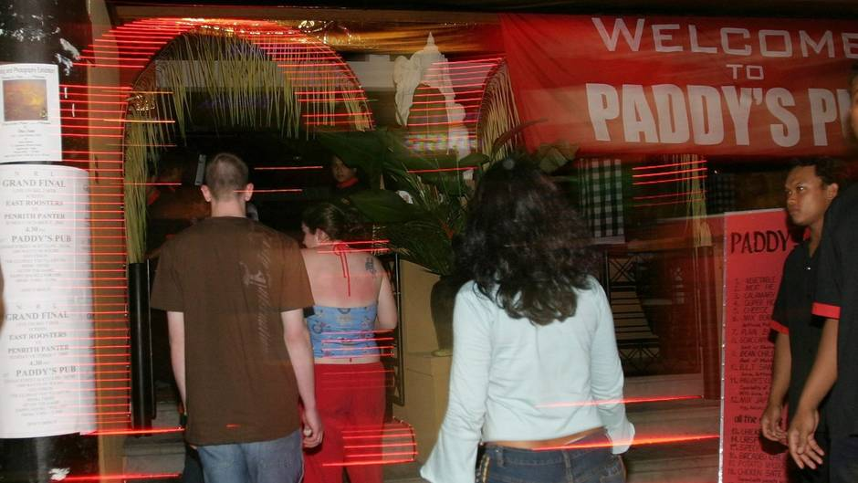 Bali:  Bar, in der Gütersloher Schlägerei hatte