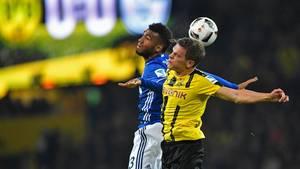 Revierderby: FC Schalke 04 - Borussia Dortmund