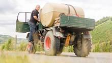Vom Manager zum (Wein-)Bauer: Der mutige Weg von Neu-Winzer Robert Wurm