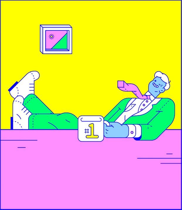 Der kann nix: Viel zu oft ist der Typ mit dem größten Ego auch die größte Null