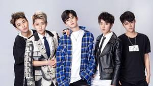 Diese chinesische Boyband besteht aus Frauen