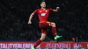 Die TSG 1899 Hoffenheim gewann am Freitagabend in der Bundesliga mit 3:1 gegen Hertha BSC Berlin