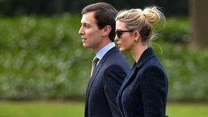 Jared Kushner und Ivanka Trump: ein paar Hundert Millionen an Einnahmen.