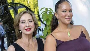 Christine Kaufmann und ihre Tochter Allegra Curtis