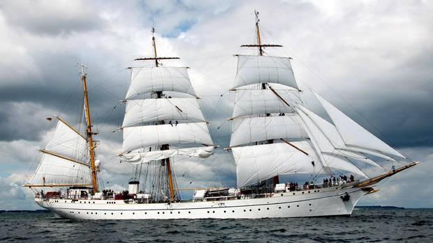 "Segelschulschiff ""Gorch Fock"""
