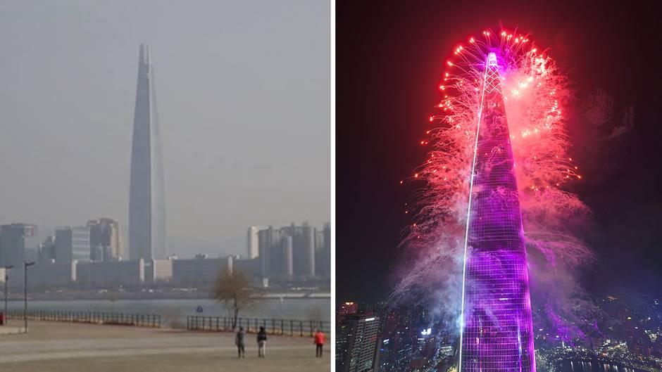 Lotte World Tower: Was hat das fünftgrößte Gebäude der Welt mit Goethe zu tun?