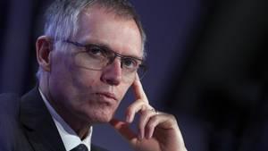 Peugeot-Chef Carlos Tavares bei einer Präsentation in Paris. Der Konzern übernimmt Opel.