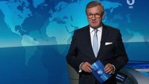 """""""Tagesschau""""-Sprecher Jan Hofer stellte den Fehler noch während der Sendung richtig"""