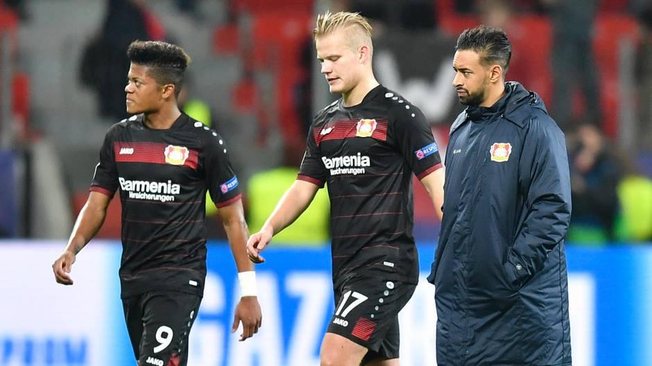 Boxer Atif Tanriseven Ribera bedroht Leon Bailey von Bayer Leverkusen
