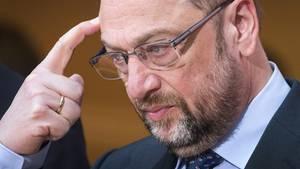 Martin Schulz war von 1987 bis 1998 Bürgermeister von Würselen.