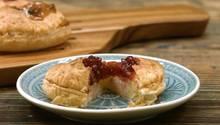 Blätterteig-Käse-Taschen Cover