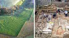 Das verlassene Dorf ist bei Archäologen und Touristen gleichermaßen beliebt, weil die mittelalterlichen Überreste nicht von modernen Gebäuden überbaut wurden.