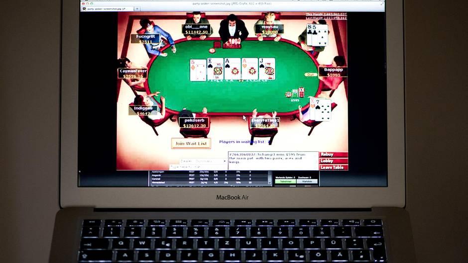 Online Glücksspiel Deutschland
