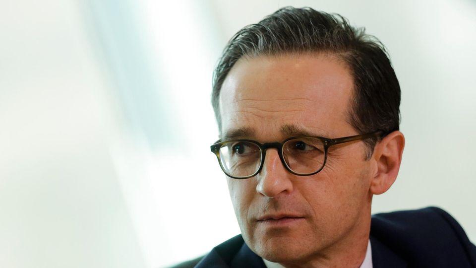 Bundesjustizminister Heiko Maas (SPD) will die sogenannte Kinderehe verbieten