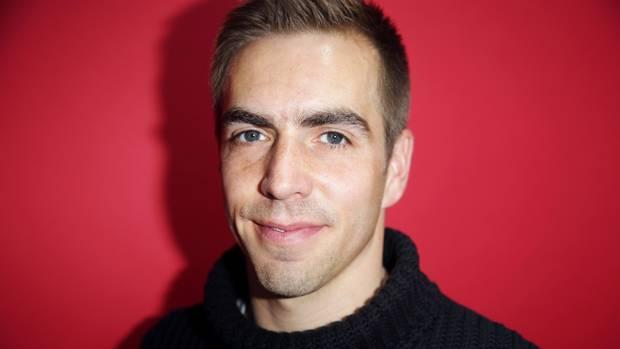 """Philipp Lahm, 33, empfindet """"Dankbarkeit"""" für seine Zeit beim FC Bayern"""