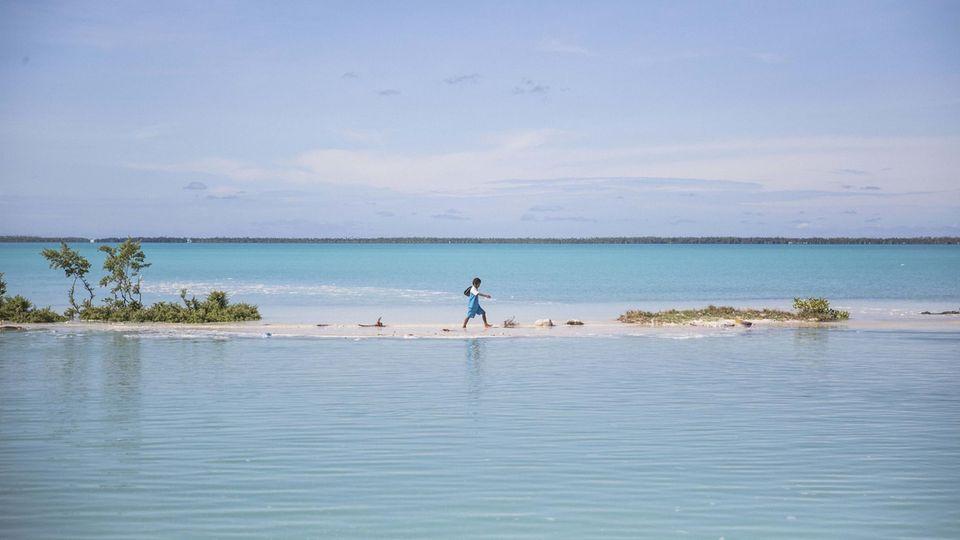Meerwasser trinkwasser