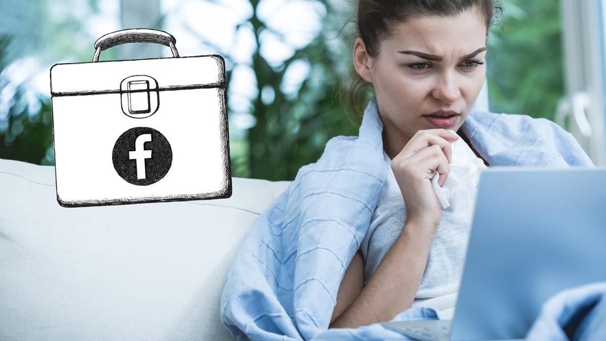 l gen im netz wie falsche gesundheitsnachrichten auf facebook gestreut werden. Black Bedroom Furniture Sets. Home Design Ideas