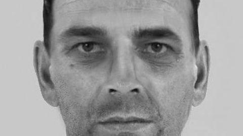Dieses Phantombild zeigt den Tatverdächtigen im Mordfall Bögerl