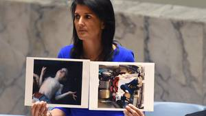 USA Nikki Haley