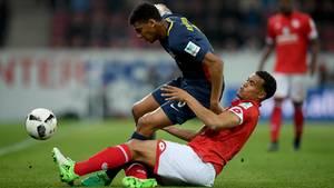 RB Leipzig hatte in Mainz am meisten zu verlieren