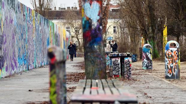 Am Abend des 19. März ist eine Joggerin im Berliner Mauerpark überfallen worden