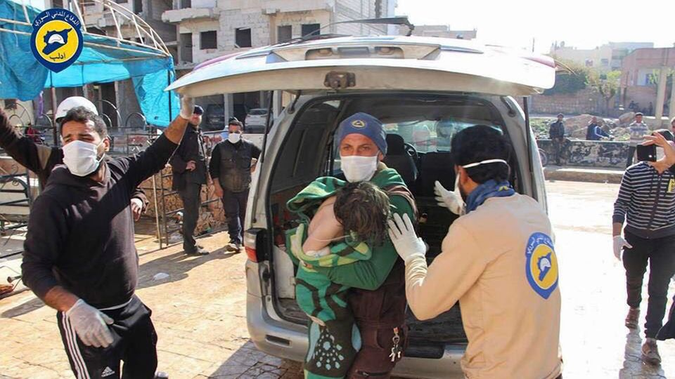 Syrien Pressestimmen