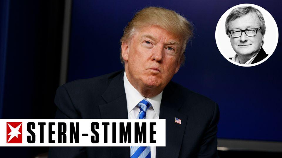 USA: Trump und die Syrien-Wende: Was seine Tweets verraten