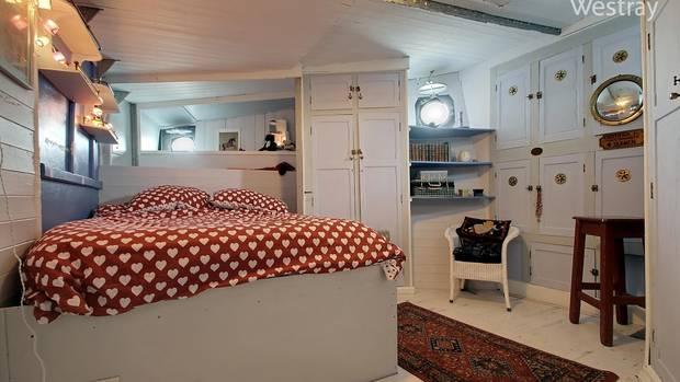 Der kuschelige Master Bedroom.