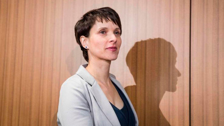 Frauke Petry forciert den AfD-Machtkampf