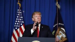 Donald Trump hat einen Luftangriff gegen eine syrische Militärbasis befohlen