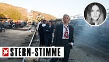 """Models auf einem Shooting bei der neunten Folge von """"Germany´s Next Topmodel"""" (GNTM)"""
