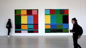 Kunstausstellung in Athen und in Kassel