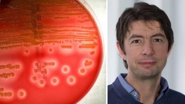 """Wir müssen an neuen Medikamenten forschen"": Prof. Christian Drosten ist Direktor des Instituts für Virologe an der Berliner Charité"