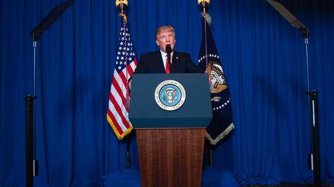Donald Trump Syrien Chancen