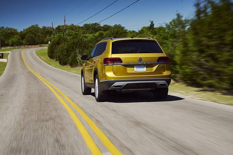 VW Atlas 3.6 V6 4motion