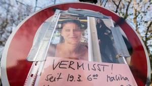 Bereits kurz nach dem Verschwinden von Malina K. sind in Regensburg Flugblätter ausgehängt worden
