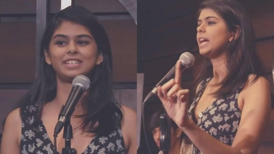 Text gegen sexuellen Missbrauch: Dieses Gedicht einer jungen Inderin müssen Sie hören