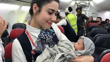 Turkish Airlines Baby