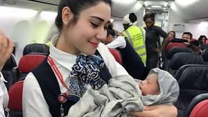 Turkish Airlines Baby
